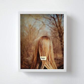 Arcade Fire With Owen Pallett - Her Limited Edition Clear Vinyl