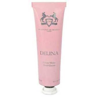 Delina By Parfums De Marly Hand Cream 1 Oz (kvinnor)