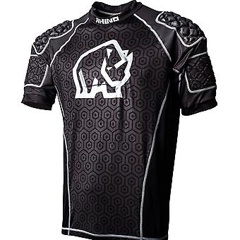 Rhino Pro Body Protection Top Adult Black - Small
