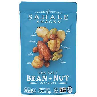 Sahale Snacks Mix Sea Salt Bean, kotelo 6 X 4 oz