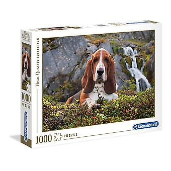 Clementoni Charlie Brown High Quality Jigsaw Puzzle (1000 Pieces)