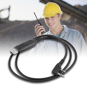 Usb programozási kábel + CD Baofeng Uv-5r 666s 777s 888s Uv-b5 Uv-b6 rádió
