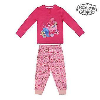 Children's Pyjama Shimmer and Shine 73115 Fuchsia