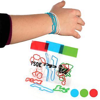 Set Bracelet Silicone 143656