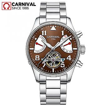 Men's Automatic Mechanical Stainless Steel Men's Watch