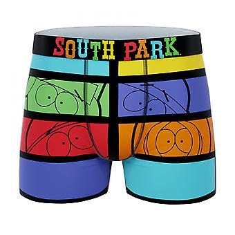 Crazy Boxers South Park se enfrenta a los calzoncillos de boxeador masculino