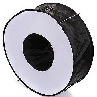 """45cm/18"""" Ring Flash Softbox, Suitable For Macro And Portrait Photography"""