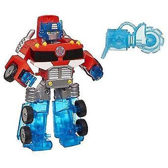 Video game consoles playskool heroes rescue bots energize optimus prime figure