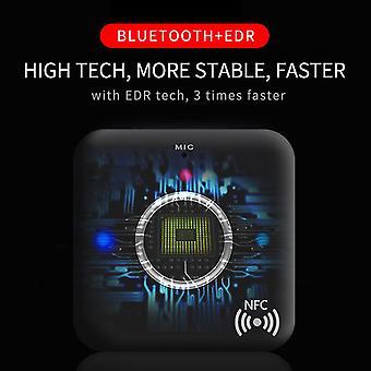Trådløs B7 Bluetooth 4.1-musikmodtager til hjemmebil til højttalerhovedtelefoner