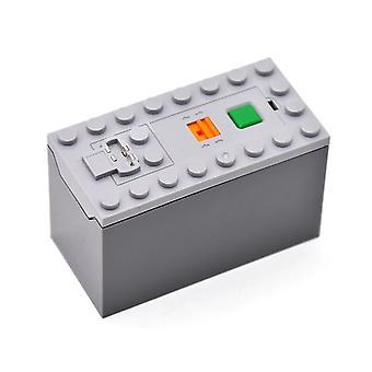 7. Akkumulátor doboz vonat tartozékok High-tech Power Funkció Kiterjesztése Műszaki alkatrészek