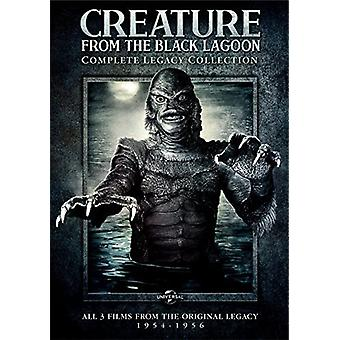 Creature fra Black Lagoon: komplet arv [DVD] USA import