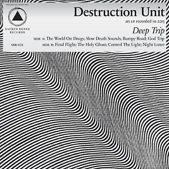 Destruction Unit - Deep Trip [CD] USA import