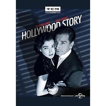 Importação de EUA história Hollywood [DVD]