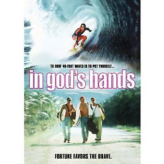 In God's Hands [DVD] USA import