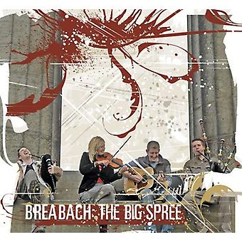 Breabach - grote Spree [CD] USA import