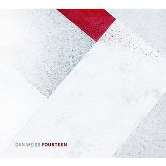 Dan Weiss - Fourteen [CD] USA import