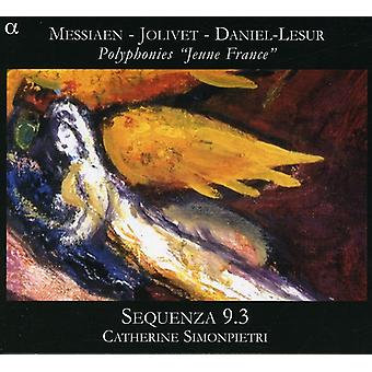 Catherine Simonpietri - Polyphonie Jeune France [CD] USA import