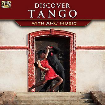 Ontdek Tango met Arc muziek - ontdek Tango met Arc muziek [CD] USA import