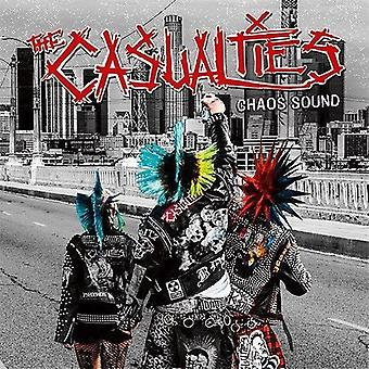 Casualties - Chaos Sound [CD] USA import