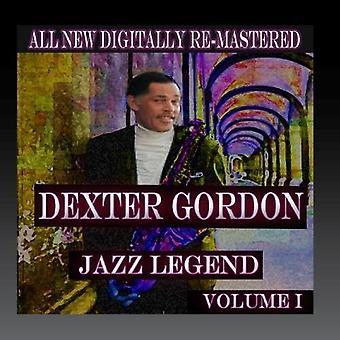 Importation de Dexter Gordon - Dexter Gordon - USA Volume 1 [CD]