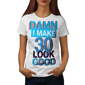3 Years Old Women WhiteT-shirt | Wellcoda