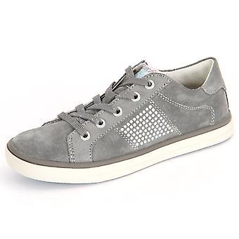 Lurchi Shirin Grey Suede 331360025 universal all year kids shoes
