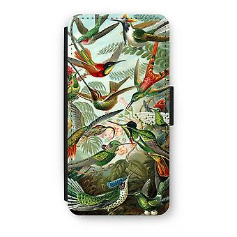 iPhone 6/6 s Plus Case Flip - Haeckel Trochilidae