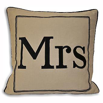 Riva Home Mrs Cushion Cover