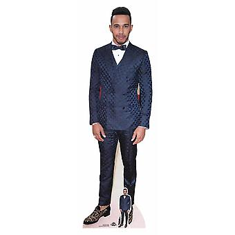 Lewis Hamilton Formula One Racing Driver Cardboard Cutout / Standee