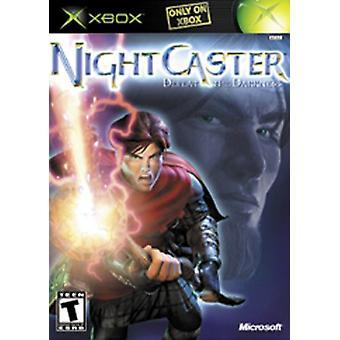 NightCaster - Uusi