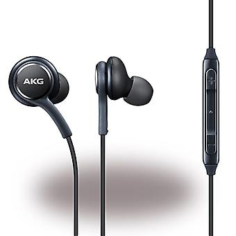 Original AKG EO-IG955BSE Headset InEar 3,5mm schwarz, Galaxy S10 S10e S9 S8, Plus, S7, S6, Edge, Note 8, Note 10