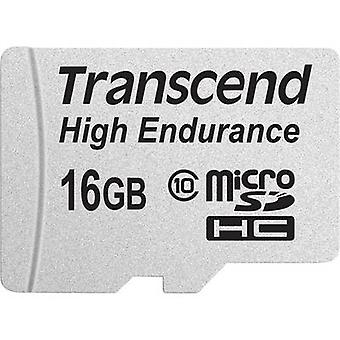 Transcend mare rezistenta microSDHC card 16 GB Class 10 incl. adaptor SD