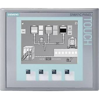 Siemens 6AV6647-0AA11-3AX0 SIMATIC KTP400 HMI Basic Panel resolutie 320 x 240 pix interface (s) 1 x RJ45 Ethernet voor PROFINET interface IP IP65 rating (op