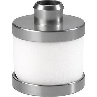 Filtro de ar de alumínio de 1:8 Reely titânio