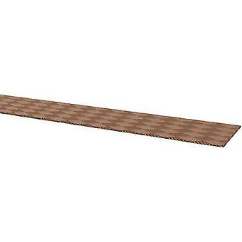 copper earthing strap, bare 301005000 Kabeltronik