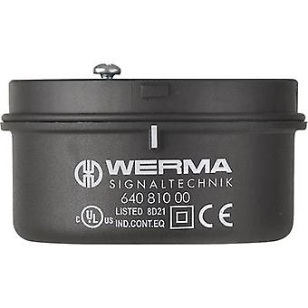 Werma Signaltechnik 640.810.00 Fitting tool Suitable for (signal processing) KombiSign 71