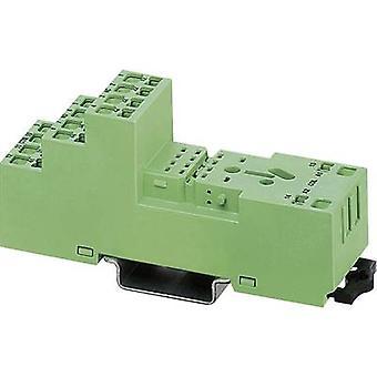 Phoenix Contato PR2-BSP3/4X21 Soquete de relé compatível com série: Phoenix Contact REL-IR série (L x W) 95 mm x 31 mm 1 pc (s)