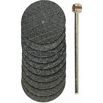 PROXXON PROXXON 28 808-10 discos de corte de óxido de alumínio de reforço