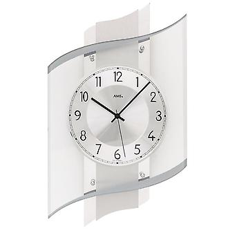 Wall clock radio AMS - 5516
