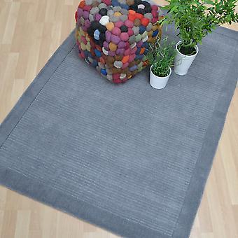 York dywaniki w kolorze szarym