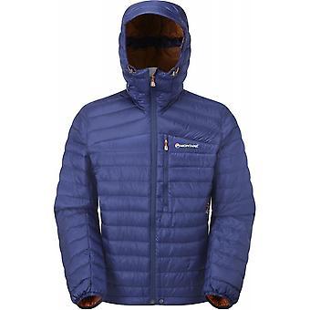 Montane Featherlite Down Micro Jacket, Dunjakke, Dame, Sort