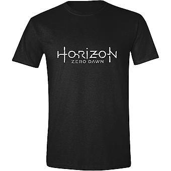 Orizzonte zero Alba logo t-shirt