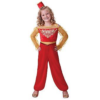 Bnov Princess Aladdin kostym