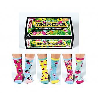 United Oddsocks damer sokker - Tropicool