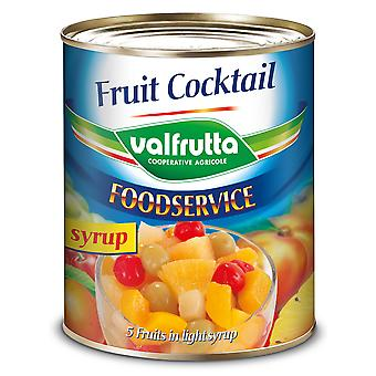 Valfrutta Fruit Cocktail In Syrup