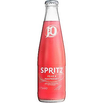 J2O Spritz Pear and Raspberry