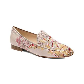 Nine West Womens Xena8 Square Toe Loafers