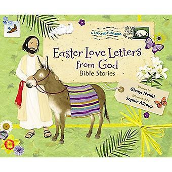 Påsk kärleksbrev från Gud - Bibelns berättelser av Glenys Nellist - 97803