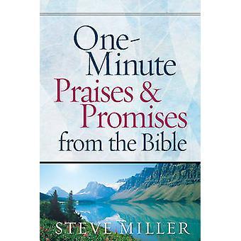 Minuutin ylistystä ja lupauksia Raamatusta Steve Miller - 9780