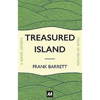 Treasured Island - A Book Lover's Tour of Britain by Frank Barrett - 9